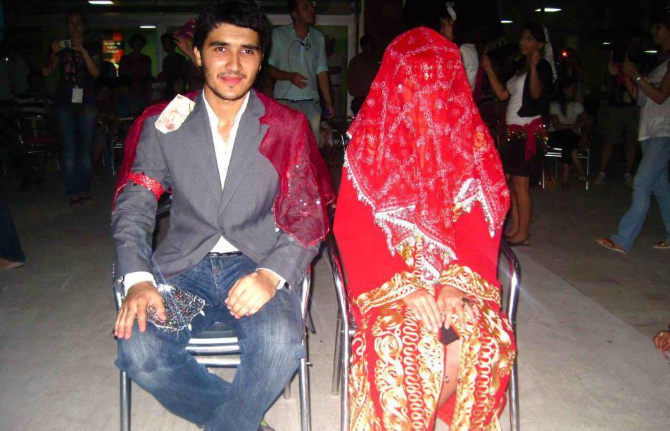 Браки между двоюродными братом и сестрой в турции